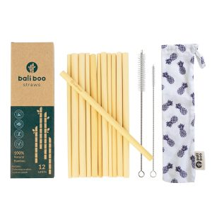 Our pack comes with 2 cleaning brush, 1 cotton ouch and a recycled packaging!